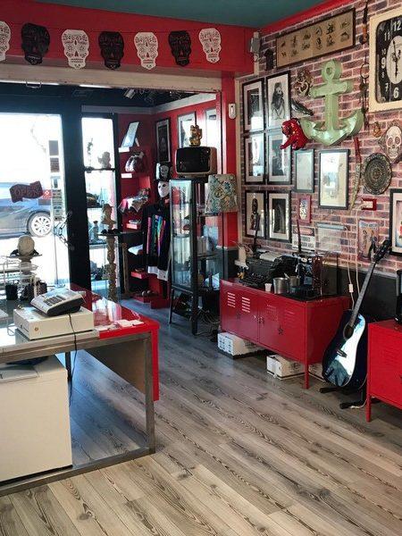 Lo shop dei Tatoos - I professionisti a Rimini
