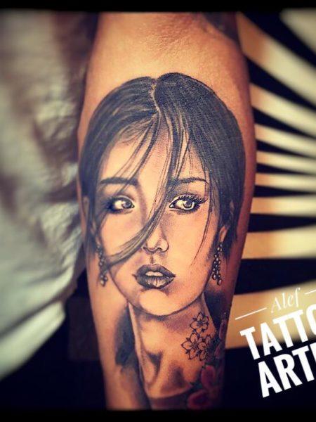 Tatuaggi a Rimini - Generi vari tattoo Inkonshow
